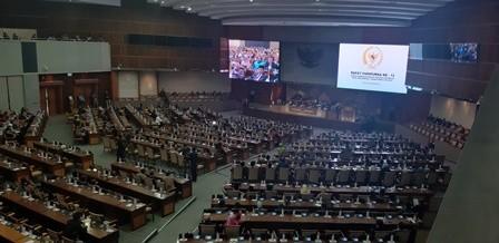 Konflik Wamena Jadi Pembahasan Sidang Penutup DPR