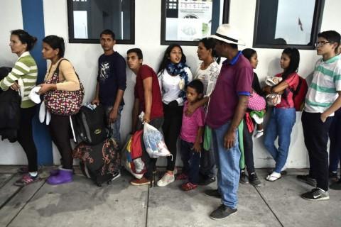 Venezuela Tuding Peru Sebarkan Xenofobia