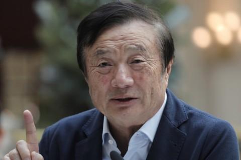 CEO Huawei Bersedia Jual Lisensi 5G ke Perusahaan AS
