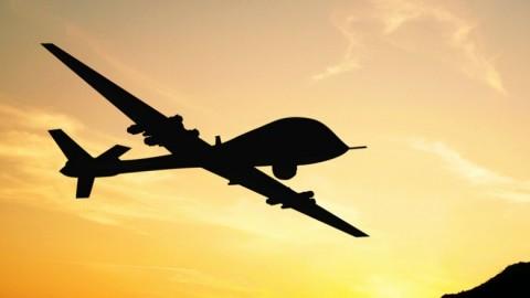 Turki Jatuhkan Pesawat Tanpa Awak di Perbatasan Suriah