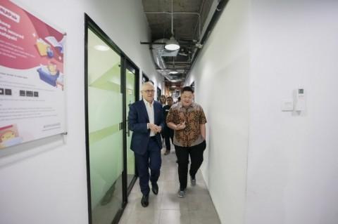 Mantan PM Australia <i>Sharing</i> Ilmu UMKM di Bukalapak