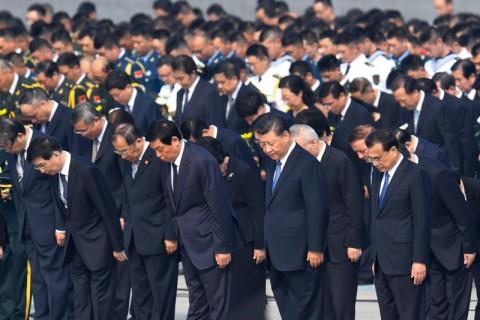Ultah Tiongkok, Presiden Xi Beri Penghormatan untuk Mao Tse Tung