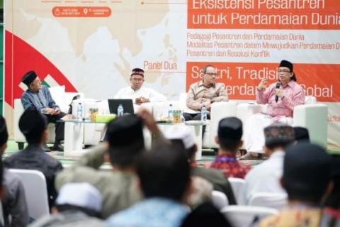 Diplomasi Santri Wujudkan Perdamaian Dunia