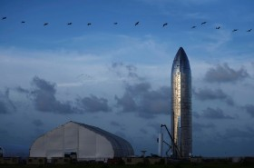 SpaceX Umumkan Silvery Vision ke Mars