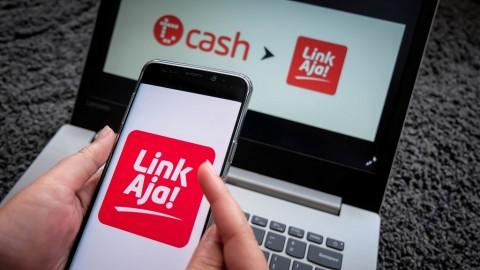 Transaksi Ritel Nontunai Didominasi Kartu Debit, LinkAja tak Masalah