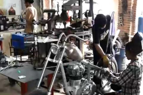 Tren Chopper di Indonesia yang Kian Digemari