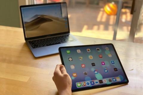 iPad dan MacBook Pasang Layar Mini-LED?