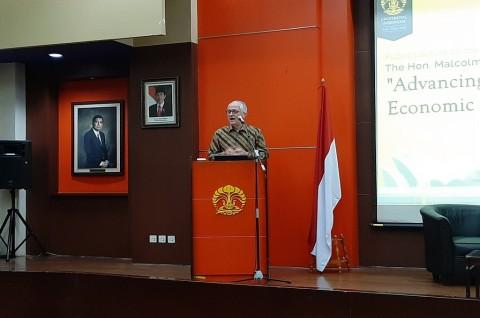 Eks PM Australia Puji Kepemimpinan Jokowi