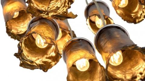 Lampu Hias Dekoratif Dari Ganggang Medcom Id
