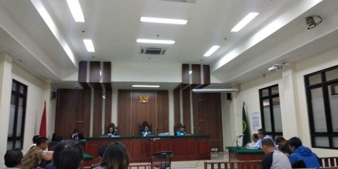 PTUN Anulir Pengangkatan Sekda Kota Bandung