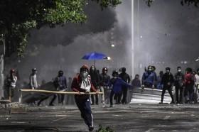 Yang Janggal dari Massa Aksi Semalam