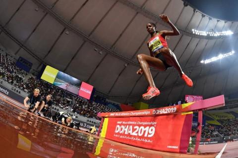 Kejuaraan Dunia Atletik 2019 Sepi Penonton