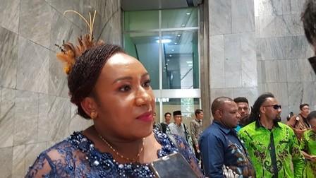 Legislator NasDem Berharap Konflik Papua Segera Berakhir