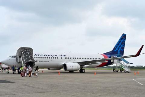 GMF AeroAsia Bantu Layanan Operasional Sriwijaya Air