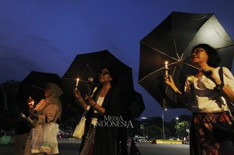 Aksi Simpatik dan Doa Bersama untuk Wamena