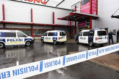 Siswa Serang Guru di Finlandia, Satu Tewas dan 10 Terluka