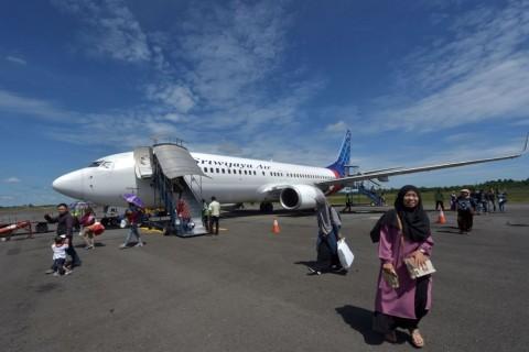 Anak Usaha Garuda Lanjutkan Perawatan Pesawat Sriwijaya Air Group