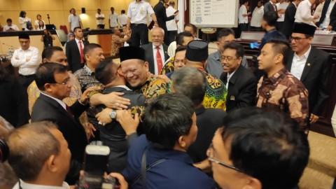 La Nyala Mattaliti Jadi Ketua DPD 2019-2024