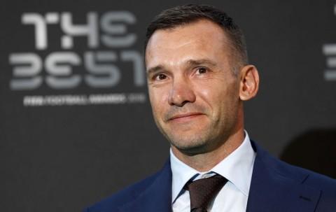Shevchenko Belum Tertarik Latih AC Milan