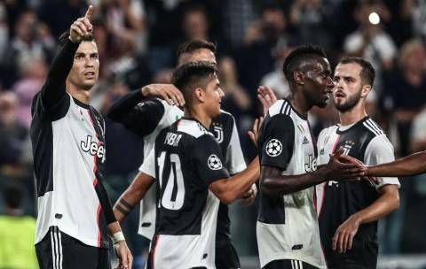 Juventus Buat Leverkusen tak Berdaya di Stadion Allianz