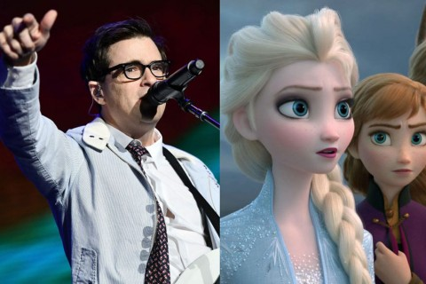 Weezer Isi Soundtrack Frozen 2