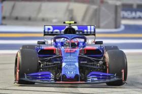 Tim F1 Toro Rosso Bakal Ganti Nama