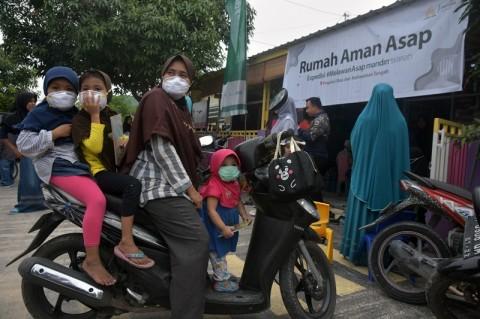 Status Darurat Pencemaran Udara Riau Dicabut