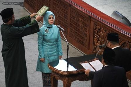 Legislator Perempuan Tak Ingin Sekadar 'Pelengkap'