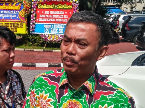 Prasetio Terpilih Lagi Jadi Ketua DPRD DKI