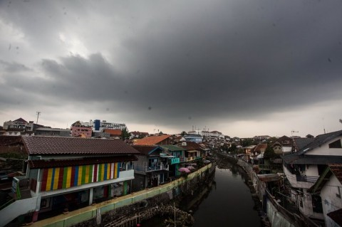 Musim Hujan di Yogyakarta Diprediksi Awal November