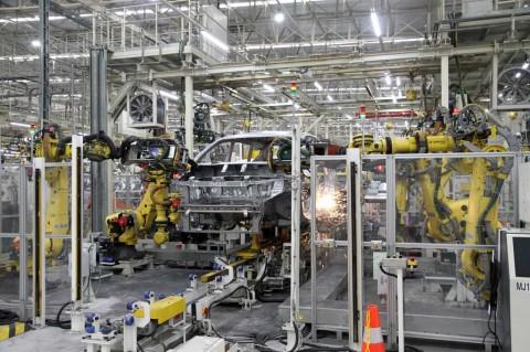 Kolaborasi Komponen Lokal & Industri Demi Perkuat Industri Otomotif