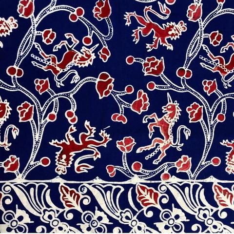 Inggris Luncurkan Batik di Hari Batik Nasional