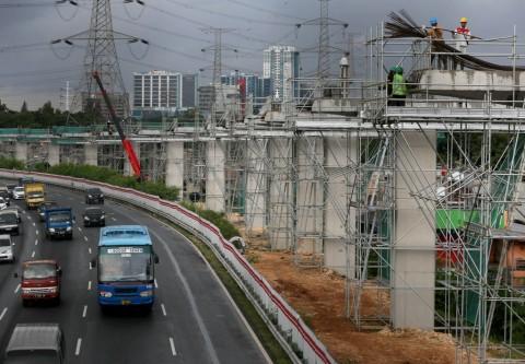 Pemerintah Cari Skema Pendanaan Infrastruktur Rp6.445 Triliun