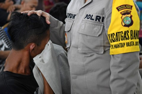 Ditahan saat Hendak Demo, 44 Pelajar Dipulangkan