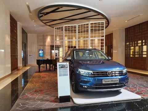 Volkswagen Tiguan Allspace Rakitan Indonesia Mulai Mengaspal