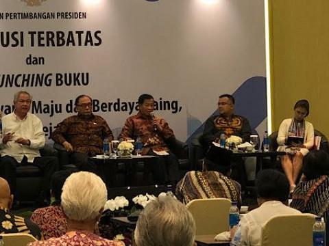 Indonesia Harus Lihai di Masa Transisi