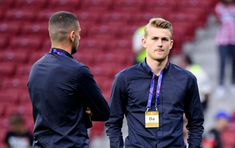 De Ligt Kian Nyaman dengan Permainan Juventus