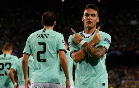 Martinez Bawa Inter Ungguli Barcelona