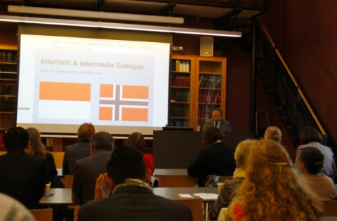Perdana, Indonesia-Norwegia Gelar Dialog Lintas Agama