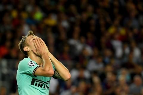 Barella Berbesar Hati atas Kekalahan Inter
