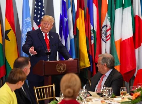 Diincar Dimakzulkan, Trump Mengamuk ke Partai Demokrat