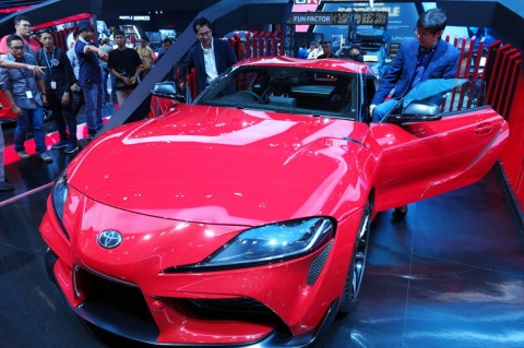Toyota Indonesia Perketat Kontrol Kualitas GR Supra