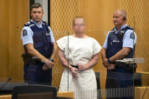 Pelaku Penembakan Selandia Baru Batal Pindah Lokasi Sidang
