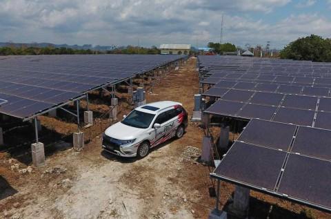Riset Energi Terbarukan di Sumba Barat, Pemerintah Gandeng Mitsubishi