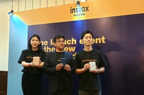 Fujifilm Instax Mini Link untuk Konsumen Kekinian