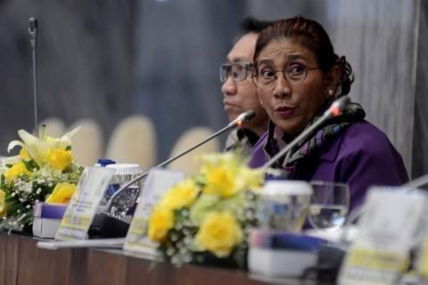 Susi: Lima Tahun Bersama Jokowi Luar Biasa