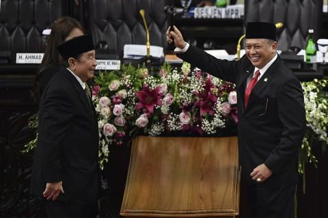 Sah! Bambang Soesatyo Terpilih Jadi Ketua MPR