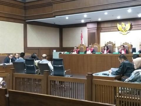 Eks Pengawal Bupati Lamteng Tahu Rencana Pelicin Buat Legislator