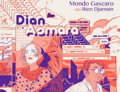 Dian Asmara, Lagu Penghormatan Mondo Gascaro untuk Rien Djamain