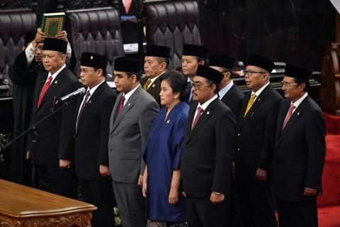 Mengenal 10 Pimpinan MPR 2019-2024 (Bagian 1)